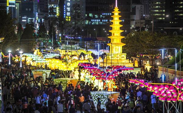 불교 화합의 장…스님 1000명·불자 10만 명 부산시민공원에 모인다