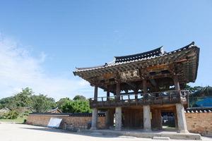 고즈넉한 서원·고택, 청명한 하늘 만나니 한 폭의 그림이 되다