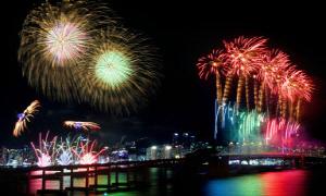 """""""사랑·열정·평화""""…부산불꽃축제 11월 2일 광안리서 열려"""