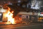 샤오미·경찰서도 불탔다…홍콩 反中정서 최고조