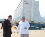 '김정은표' 경제정책으로 북한 독자개발 의지 표명…남북경협 빨간불