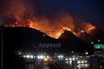 캘리포니아 잇단 대형 산불