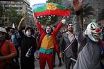 전세계 반정부 시위 아이콘 된 '조커'