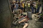 홍콩시위 150일 체포자만 3000명…'폭력 대 폭력' 악순환