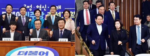 이호철·이진복, 부산 여야 총선 키맨