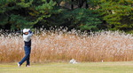 가을을 가른 스윙…양산서 열린 골든블루배 국제신문 골프대회