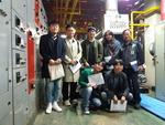 한국해양대학교 기계공학부 냉동공조·에너지시스템공학전공 학생들, 영도병원 견학