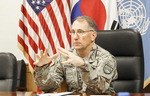 미군 수뇌부 한국 총출동…지소미아 연장 전방위 압박