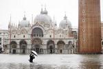 이탈리아, 53년 만의 대홍수…수상도시 베네치아 물에 잠겨