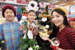 홈플러스, 겨울맞이 크리스마스 트리 판매
