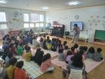 영도병원, 어린이집 방문 개인위생 강습