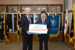 글로벌교육원, 동의대에 대학발전기금 1천만원 기탁