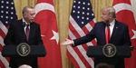 논란 속 백악관 찾은 에르도안, '러시아 밀착 경고' 트럼프와 신경전