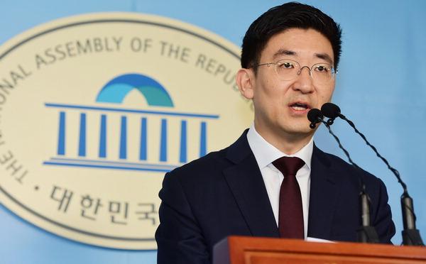 """김세연 불출마 선언…""""한국당 존재 자체가 역사의 민폐"""""""