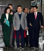 김세연발 '불출마 바통' PK 누가 받을까