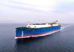 대우조선, 첫 공기윤활시스템 적용 LNG운반선 인도