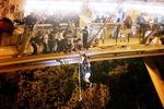 홍콩경찰 이공대 고사작전…시위대 필사의 탈출