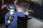 손으로 가상현실 제어…부산업체 'VR 장갑' 개발