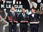 K리그 김보경(울산 현대) 우승 놓치고 MVP 잡다…감독상엔 모라이스(전북 현대)