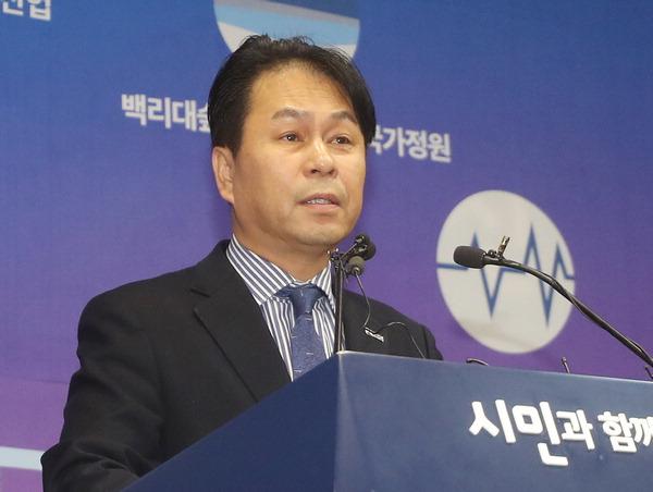 """송철호 아닌 강길부 있었다"""" 장어집 회동 참석자 증언"""