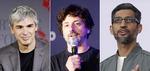 구글 공동 창업자 페이지·브린, 21년 만에 경영 일선서 물러나
