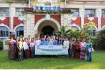 건협, 미얀마 양곤 외과지역 기생충관리사업 전개