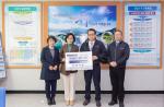 국제식품, 북구청에 1000만원 상당 소고기 곰거리 기부