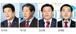 한국당 9일 새 원내대표 선출…'황심' 작용할까