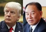"""트럼프 """"적대행위 땐 다 잃을 것"""" 북한 """"우린 잃을 것 없다"""""""