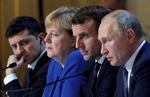 러시아·우크라이나 연말까지 돈바스 지역 전면 휴전 합의