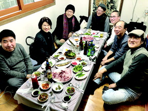 밥상 위 펼쳐지는 팔도 식객들의 맛있는 수다