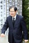 故 김우중 회장 빈소 신동빈·박찬구 등 재계 조문 행렬