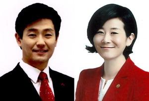 부산 격전지 북강서갑·연제…정치적 숙적 '엔드게임' 돌입