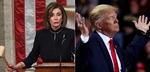 미국 하원, 트럼프 탄핵안 가결