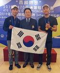 부산 요트 470 간판 박건우·조성민, 아시아선수권 우승…도쿄올림픽 출전