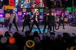 BTS, 뉴욕 타임스스퀘어서 새해 열었다