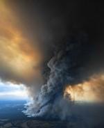 호주 산불, 지구상 최고기온 1위~10위 전부 호주...시드니 팬리스48.9℃