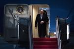 """트럼프 """"이라크, 미군 철수 요구 땐 심각한 제재 가할 것"""""""