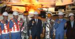文대통령, 국내 유일 등대공장 포스코 방문한 까닭은