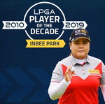 박인비, LPGA 최근 10년간 최고선수에 선정