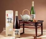 롯데칠성 '백화수복', 우리쌀로 정성껏 빚은 청주…차게 마셔도 풍미 일품