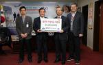 한국공항공사 강서구 소음지역 설맞이 위문금 지원