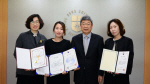 경성대 최소영 직원, 고등교육통계 유공 교육부장관 표창 수상