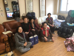 부산 중구 부평깡통시장상인회, 설맞이 '사랑의 롤케이크' 기부