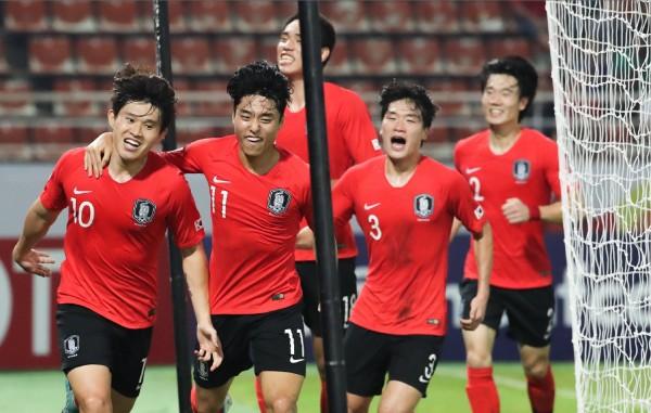'김대원·이동경 골' 대한민국, 9회 연속 올림픽 진출