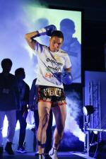 [영상]한국 킥복싱 챔피언 진시준, 유럽 챔피언과 글로리 데뷔전 '세계 무대로 첫 발'