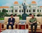 시뮬레이션 사격장, 베트남에 지어 전수