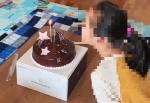 연산6동, (사)연육나눔회 생일축하 케이크 전달