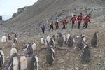 남극 선 부산 청소년, 본격 탐험 활동 시작