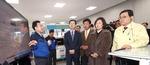 창원 온 박영선 중기장관, 신종 코로나 관련 간담회